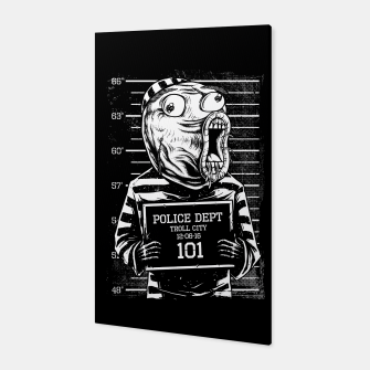 Thumbnail image of LOL Mugshot Canvas, Live Heroes