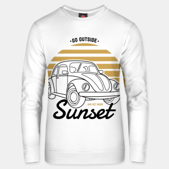 Miniature de image de Go Outside and Get More Sunset Unisex sweater, Live Heroes