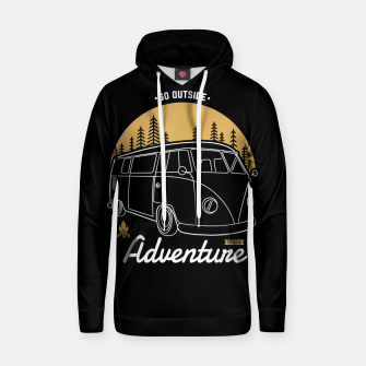 Miniatur Go Outside to New Adventure Hoodie, Live Heroes