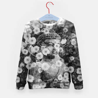 Thumbnail image of Buddha Kid's sweater, Live Heroes