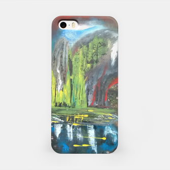 Miniatur magic iPhone Case, Live Heroes