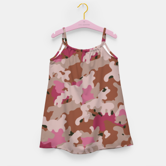 Thumbnail image of Camouflage 96  Girl's dress, Live Heroes