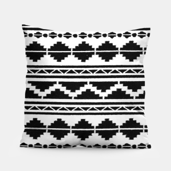 Thumbnail image of Vintage Ethnic Anthropologie Moroccan Artwork. Pillow, Live Heroes