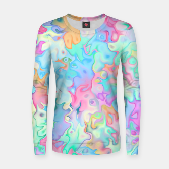 Thumbnail image of Pastels Women sweater, Live Heroes