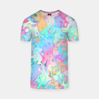 Thumbnail image of Pastels T-shirt, Live Heroes