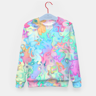 Thumbnail image of Pastels Kid's sweater, Live Heroes