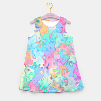 Thumbnail image of Pastels Girl's summer dress, Live Heroes