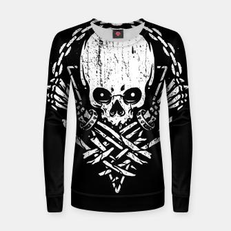 Miniatur Death by Squence Women sweater, Live Heroes