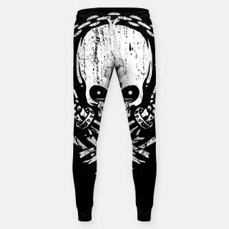 Miniatur Death by Squence Sweatpants, Live Heroes