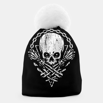 Miniatur Death by Squence Beanie, Live Heroes