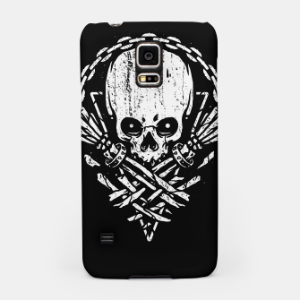 Miniatur Death by Squence Samsung Case, Live Heroes
