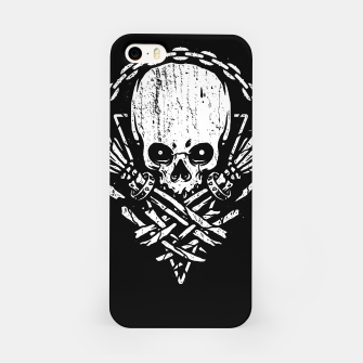 Miniatur Death by Squence iPhone Case, Live Heroes