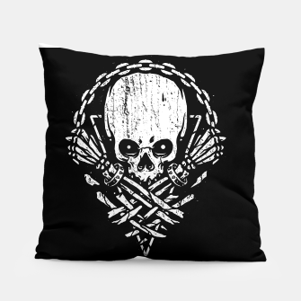 Miniatur Death by Squence Pillow, Live Heroes