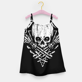 Miniatur Death by Squence Girl's dress, Live Heroes