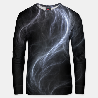 Filament Cloud Fractal Art Unisex sweater thumbnail image