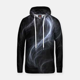 Filament Cloud Fractal Art Hoodie thumbnail image