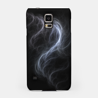 Filament Cloud Fractal Art Samsung Case thumbnail image