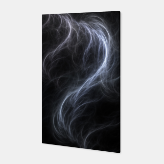 Filament Cloud Fractal Art Canvas thumbnail image