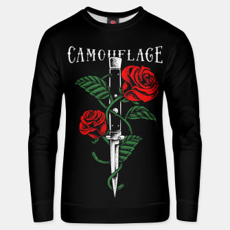 Thumbnail image of Camouflage Unisex sweater, Live Heroes