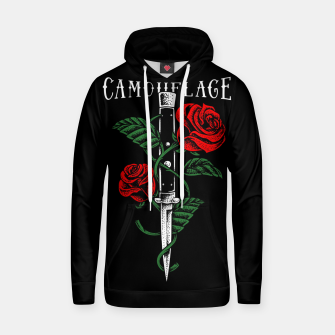 Thumbnail image of Camouflage Hoodie, Live Heroes