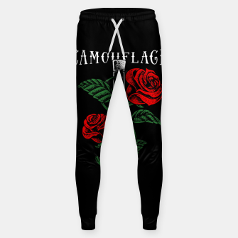 Thumbnail image of Camouflage Sweatpants, Live Heroes
