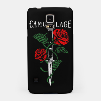 Thumbnail image of Camouflage Samsung Case, Live Heroes