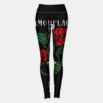Thumbnail image of Camouflage Leggings, Live Heroes