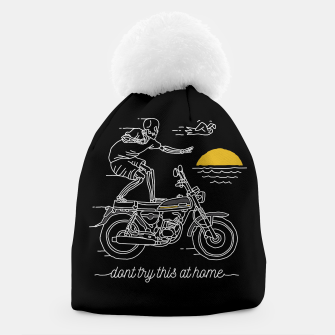Thumbnail image of Dont Try This at Home Beanie, Live Heroes