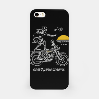 Thumbnail image of Dont Try This at Home iPhone Case, Live Heroes