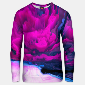 Thumbnail image of Angelic Devil Glitched Fluid Art Unisex sweater, Live Heroes