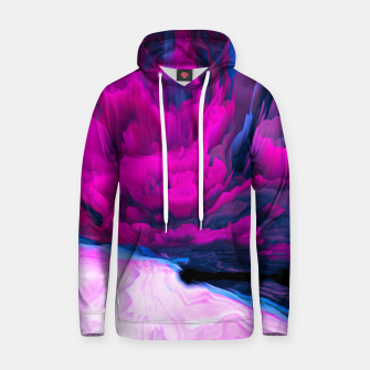 Thumbnail image of Angelic Devil Glitched Fluid Art Hoodie, Live Heroes