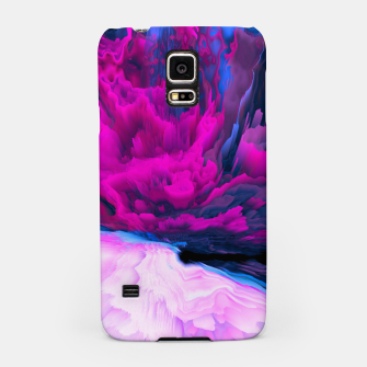 Thumbnail image of Angelic Devil Glitched Fluid Art Samsung Case, Live Heroes