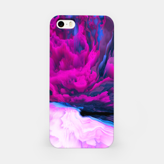 Thumbnail image of Angelic Devil Glitched Fluid Art iPhone Case, Live Heroes