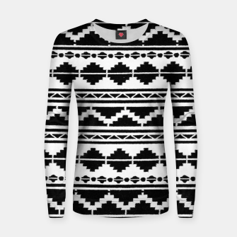 Thumbnail image of Vintage Ethnic Anthropologie Moroccan Artwork. Women sweater, Live Heroes