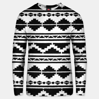 Thumbnail image of Vintage Ethnic Anthropologie Moroccan Artwork. Unisex sweater, Live Heroes