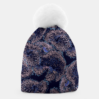 Thumbnail image of Glowing Coral Beanie, Live Heroes