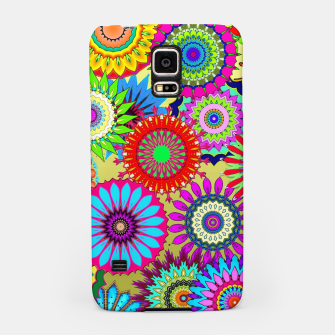 Thumbnail image of Psy Flowers Samsung Case, Live Heroes