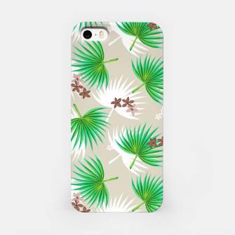 Miniatur green plants iPhone Case, Live Heroes
