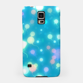 Thumbnail image of Pastel Balloons Samsung Case, Live Heroes
