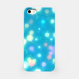 Thumbnail image of Pastel Balloons iPhone Case, Live Heroes