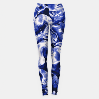 Thumbnail image of Blue Fantasy Leggings, Live Heroes