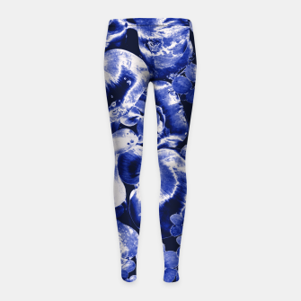 Thumbnail image of Blue Fantasy Kinder-Leggins, Live Heroes