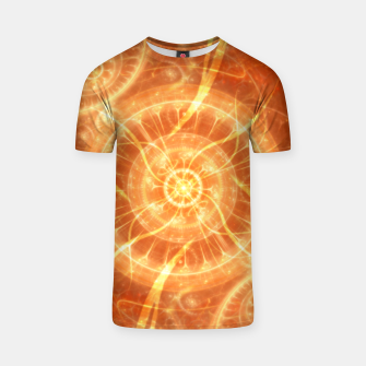 Thumbnail image of Abstract Sun T-shirt, Live Heroes