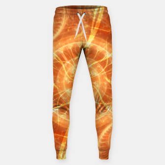 Thumbnail image of Abstract Sun Sweatpants, Live Heroes