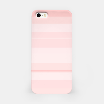 Thumbnail image of minimalistic horizontal stripes pattern gmpr iPhone Case, Live Heroes