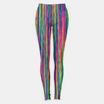 Miniatur Abstract 6 Leggings, Live Heroes