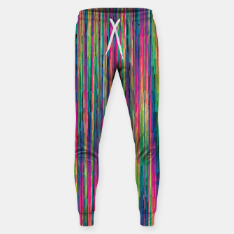 Miniatur Abstract 6 Sweatpants, Live Heroes