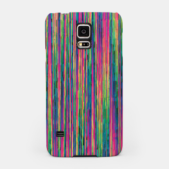Miniatur Abstract 6 Samsung Case, Live Heroes
