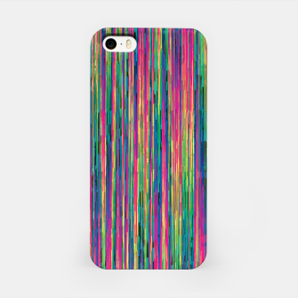 Miniatur Abstract 6 iPhone Case, Live Heroes
