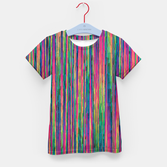 Miniatur Abstract 6 Kid's t-shirt, Live Heroes